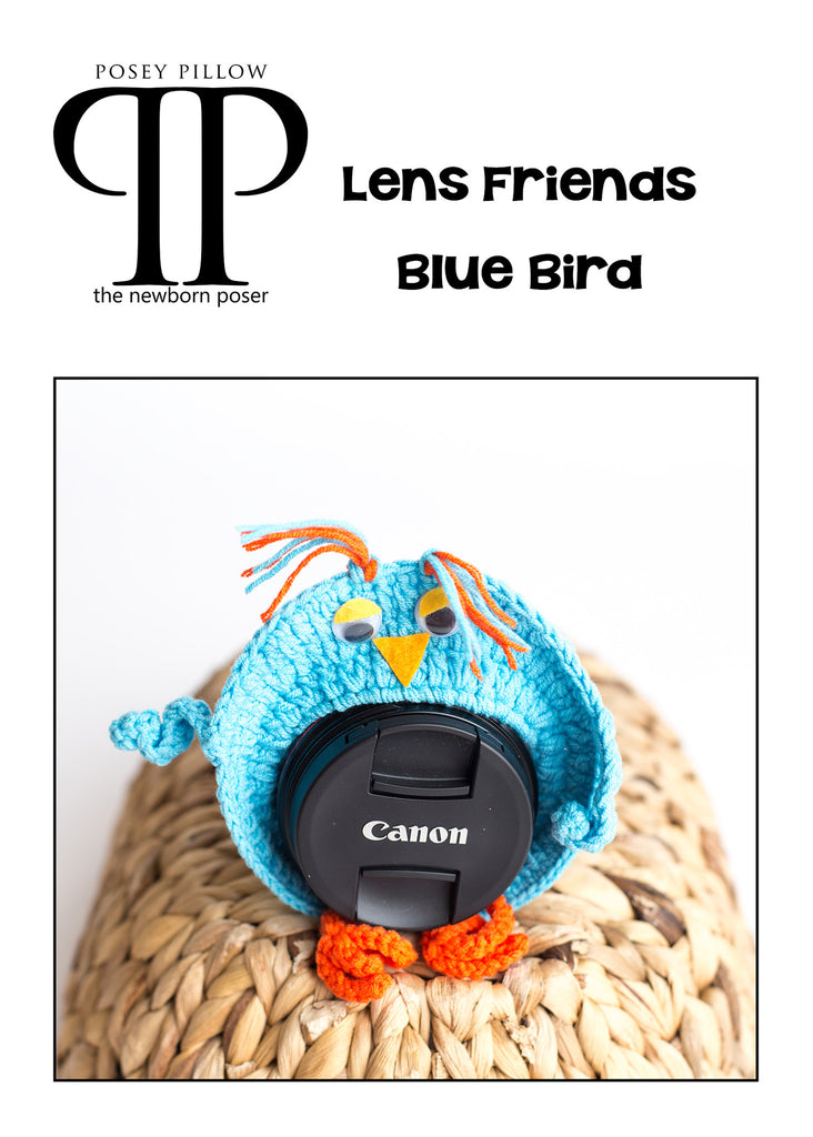 Camera Lens Friend ~ photo prop
