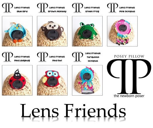 lens friend camera prop