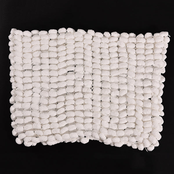 Bubble blanket white ~ newborn photography props
