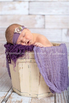 Cheesecloth Wrap 3 size options & 34 color options ~ newborn photo props