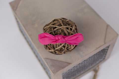 Knot Headband ~ Newborn photo prop