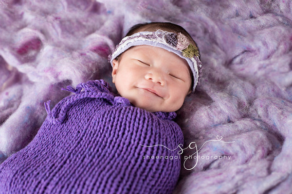 Posey Pillow ~ Travel Size Newborn Poser ~ newborn photography prop