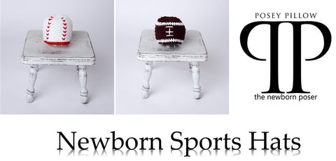 Sports Style Newborn Hats