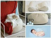 Starter Set #13 ~ Studio Posey Pillow, Squishy Poser & Full size backdrop stand