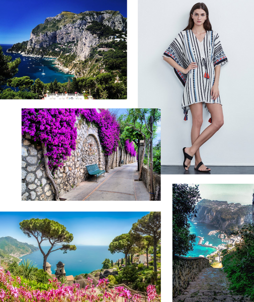 Velvet By Graham & Spencer Summer Travel Series Blog: Capri