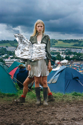 Kirsty Hume Glastonbury Shoot