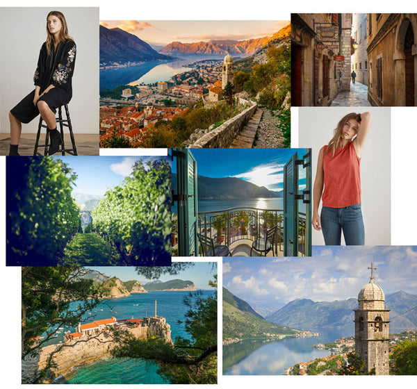 Velvet By Graham & Spencer Summer Travel Series Blog: Montenegro