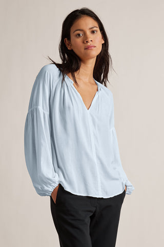 ELAINE RAYON CHALLIS BLOUSE IN BILLOW