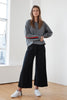 ADALIA ATHLEISURE LOUNGE PANT IN CHARCOAL