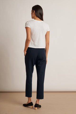 LISA BRENLEY PANTS PANT IN NAVY