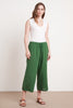 NYLEEN COTTON GAUZE PANT IN JUNGLE