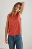 TAURUS COTTON SLUB TOP IN PUNCH