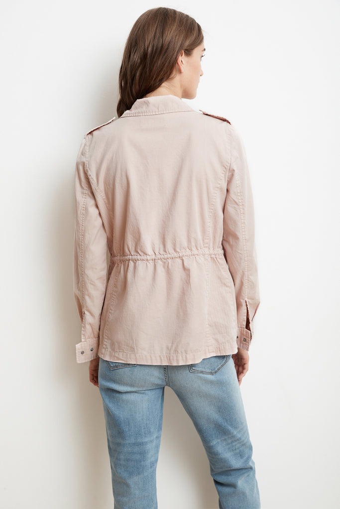 RUBY ARMY JACKET IN BALLET