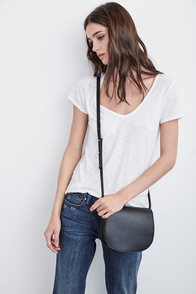 MONTANA CROSSBODY BAG IN BLACK