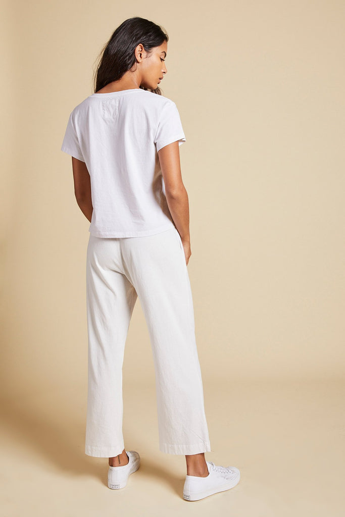 PISMO ORGANIC COTTON PANT IN BEACH