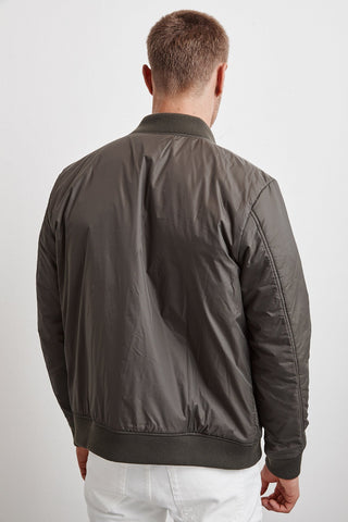 DOUGAL BOMBER JACKET IN ARMY