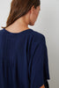 JAYCEE SPLIT NECK BLOUSE IN POSTMAN