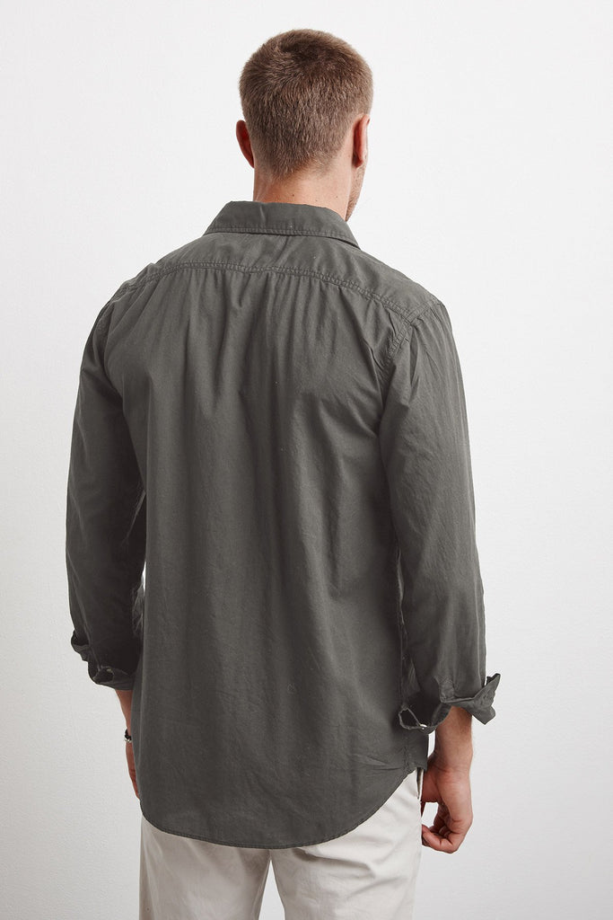MILTON CLASSIC SHIRT IN NETTLE