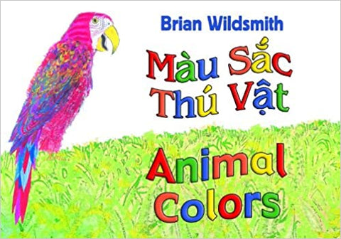 Animals Colors (Vietnamese-English)