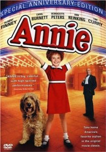 Annie, DVD (English, French, Spanish)