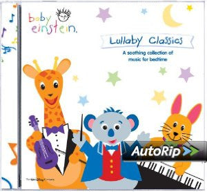 Lullaby Classics - Baby Einstein, audio CD