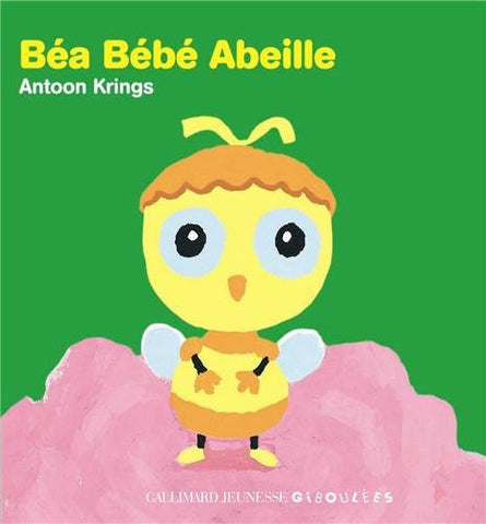 Bea Bebe Abeille -Bea baby bee (French)
