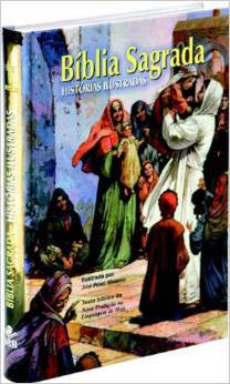 Biblia Sagrada - Portuguese illustrated storybook (Portuguese)