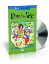 Blanche Neige - Snow White (Book+CD) (French)