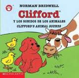 Clifford y los Sonidos de los Animales-Clifford's Animal Sounds (Spanish-English)