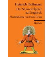 Der Struwwelpeter Auf English  (German-English)