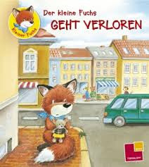 Der kleine Fuchs geht verloren-The little fox is lost (German)