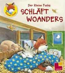 Der kleine Fuchs schläft woanders -The little fox is sleeping elsewhere (German)