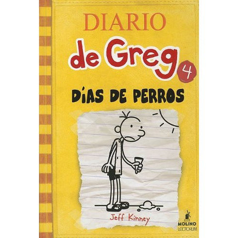 Dias de Perro  - Dog Days - Diario de Greg (Spanish)