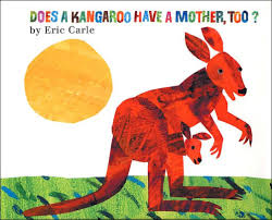 Eric Carle in Arabic: Does a Kangooro has a Mother, too? (Arabic)
