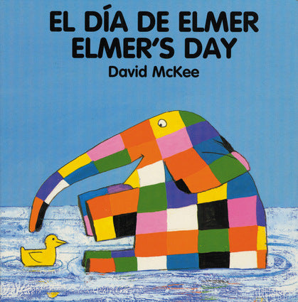 Elmer's Day (Spanish-English)