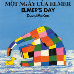 Elmer's Day (Vietnamese-English)