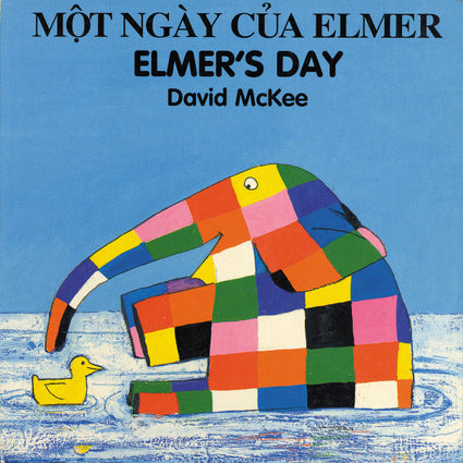 Elmer's Friends (Vietnamese-English)