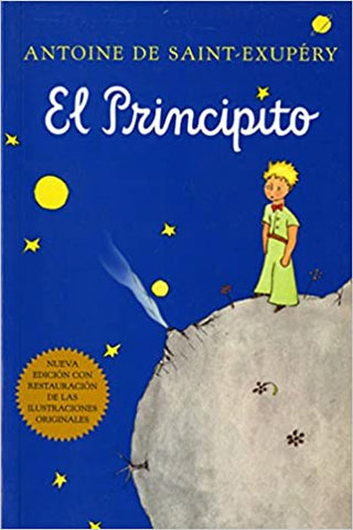 El Principito - The little Prince (Spanish-English)