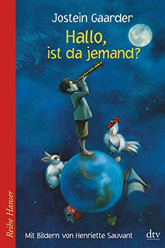 Hallo, ist da Jamand? - Hello, there is Jamand (German)