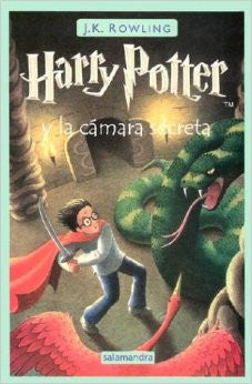Harry Potter y la camara secreta (Spanish)