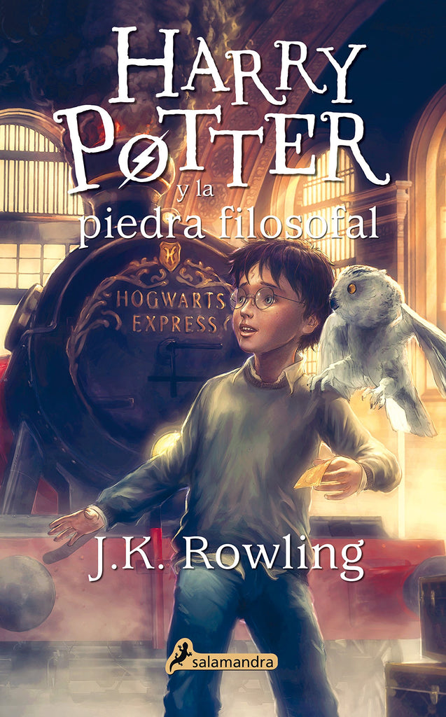 Harry Potter y la Piedra Filosofal (Spanish)