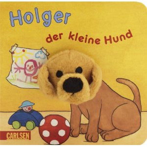 Holger, der kleine  Hund  - Henry the Pup, Board book (German)