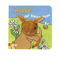 German Children's Book: Hoppel der kleine hase (German)