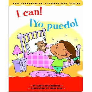 I Can! -¡Yo puedo! (Spanish-English)