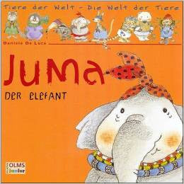Juma  der  elefant (German)