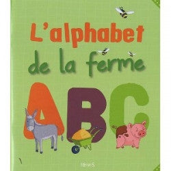 L'alphabet de la ferme (French)