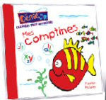 Mes Comptines, CD (French)