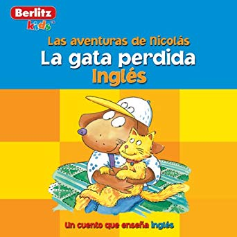 La Gata Perdida - Book+CD (Spanish)