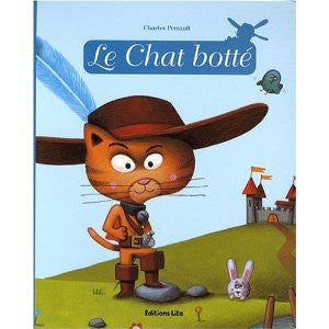 Le Chat Botte - Minicontes Classique  (French)