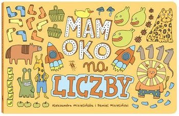 Mam oko na liczby - My eyes are on numbers (Polish)